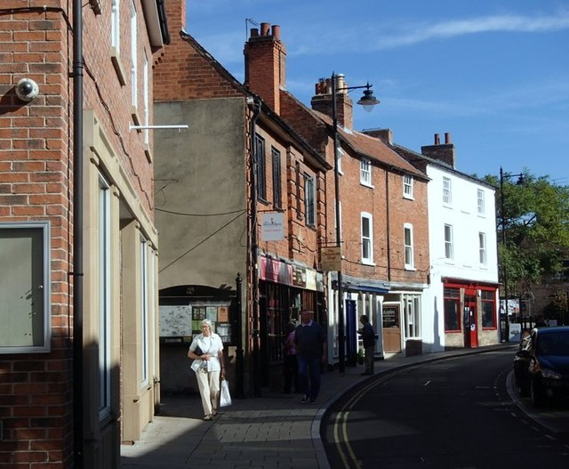 King Street, Southwell