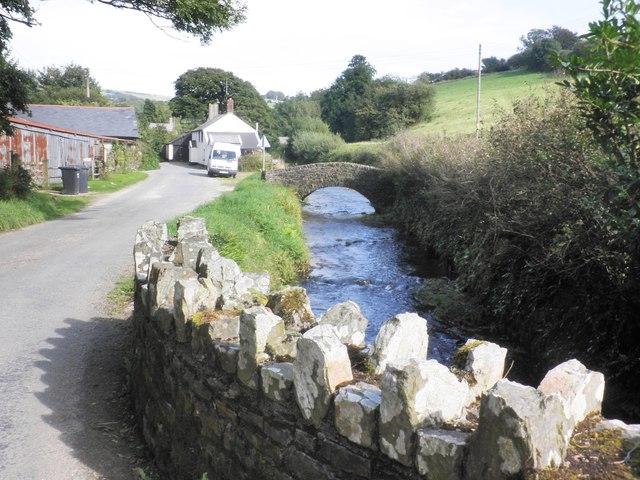 River Bray, Challacombe