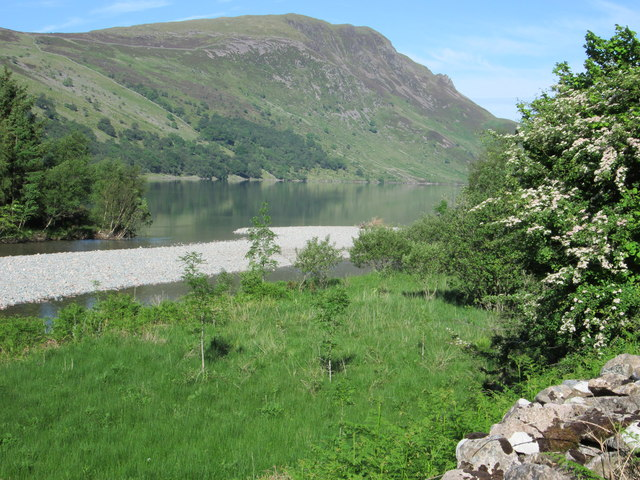 Char Dub at the eastern end of Ennerdale Water