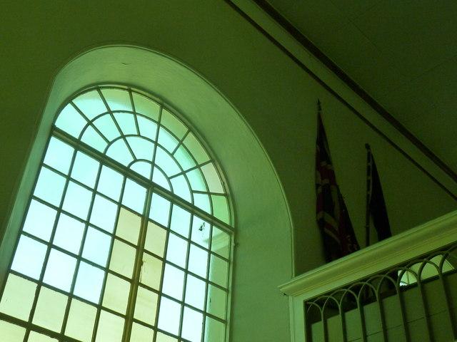 Inside St. Swithun, Allington (8)