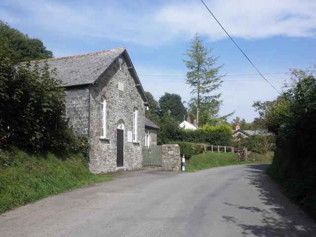 Methodist Chapel, Challacombe
