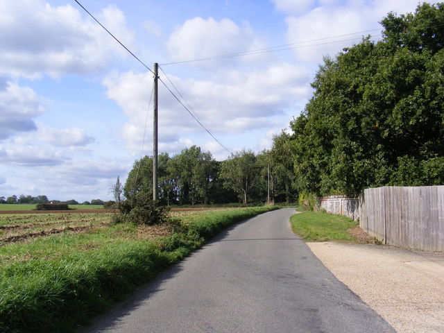 School Road, Haveringland