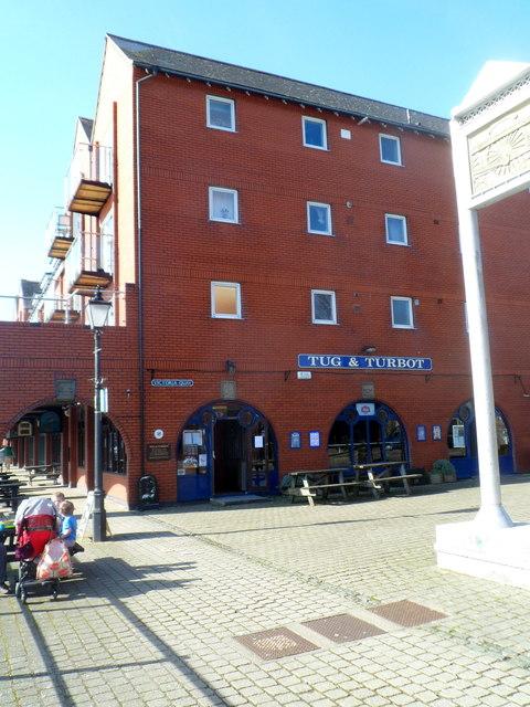 Tug & Turbot, Swansea Marina