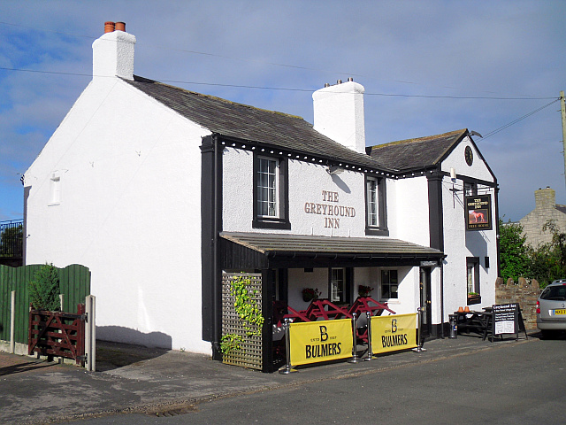 The Greyhound Inn, Cotehill