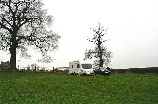 Low Parks Farm CL camp site Husthwaite