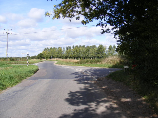 Haveringland Road, Haveringland