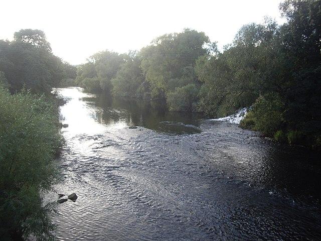 Upstream River Wear