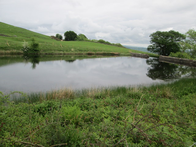 Ghyll Pool Reservoir