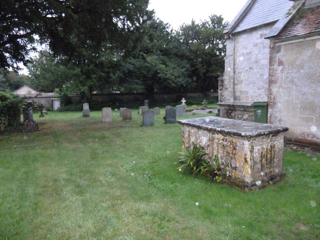 St John the Baptist, Stockton: churchyard (a)