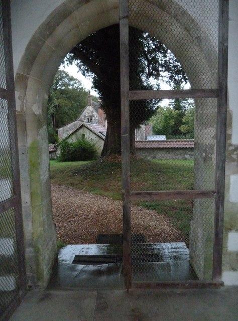 St John the Baptist, Stockton: churchyard (b)