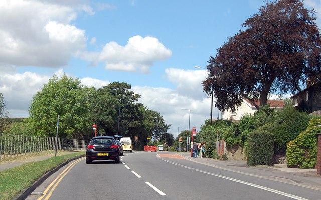 Castle Road, Salisbury