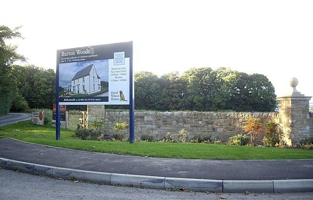 David Wilson Homes, Whitworth Park