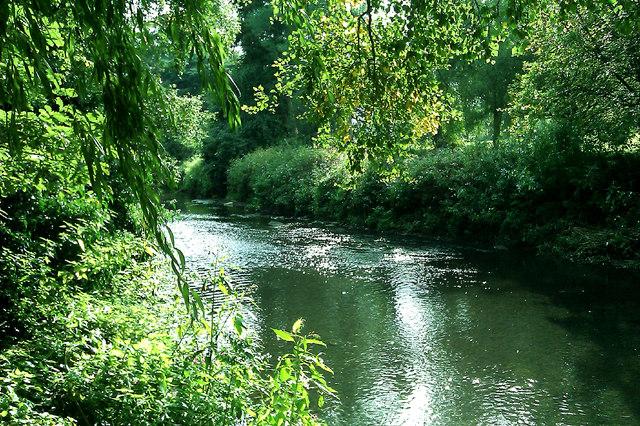 River Trent, Trentham Gardens, Trentham