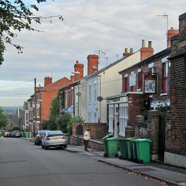 Gawthorne Street: The Pelham