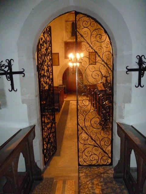 Inside St John the Baptist, Stockton (4)