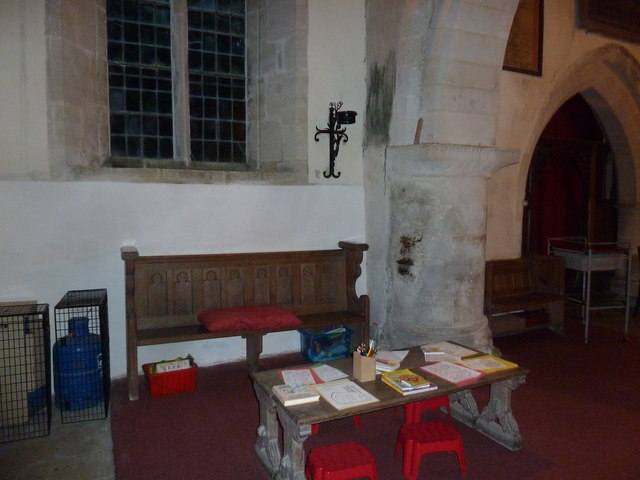 Inside St John the Baptist, Stockton (5)