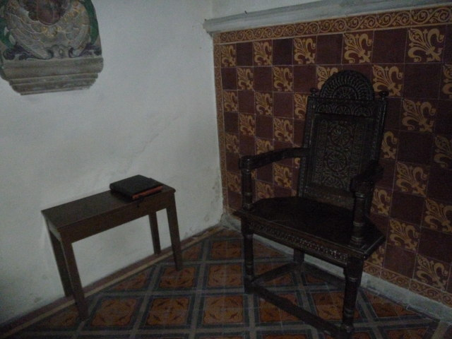 Inside St John the Baptist, Stockton (7)