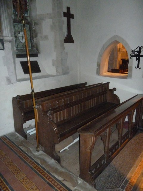 Inside St John the Baptist, Stockton (9)