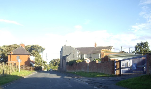 Entering Coundon from New Coundon