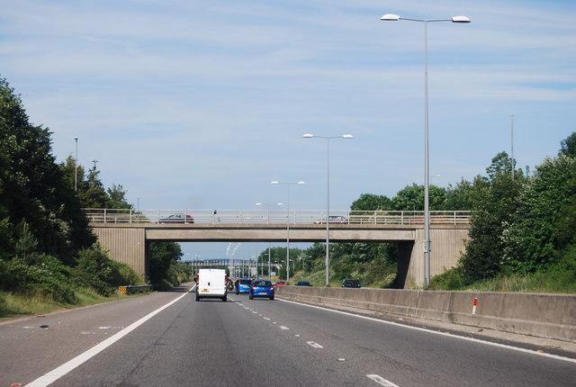 Overbridge, A27