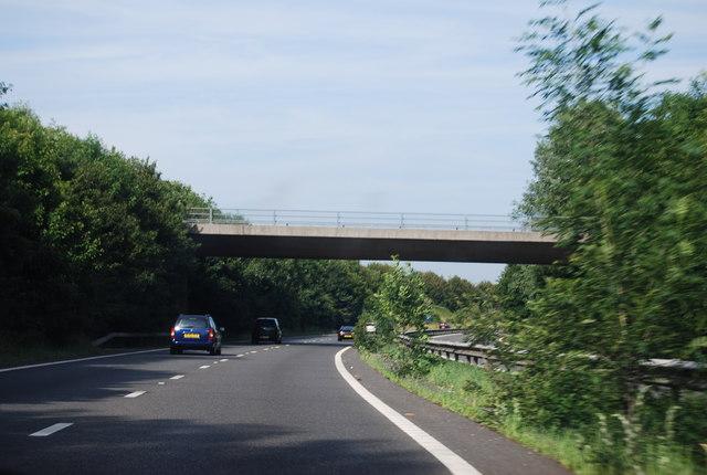 Mill Lane Bridge, A27