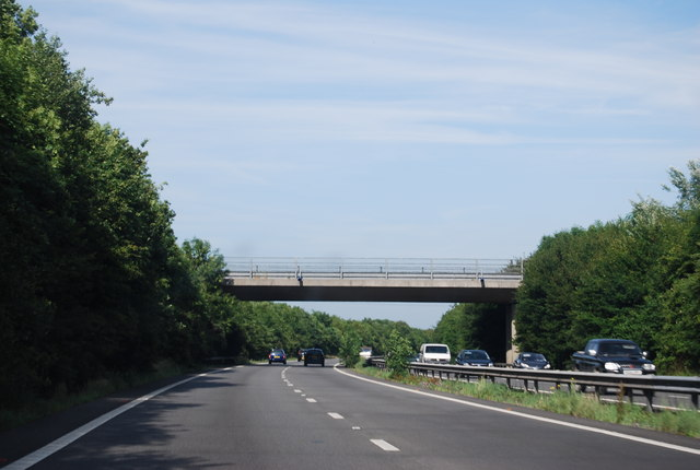 Stein Road Bridge, A27