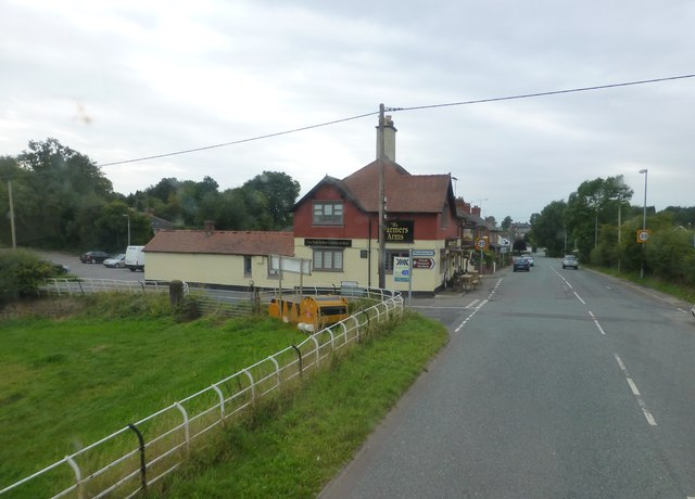 The Farmers Arms in Kelsall