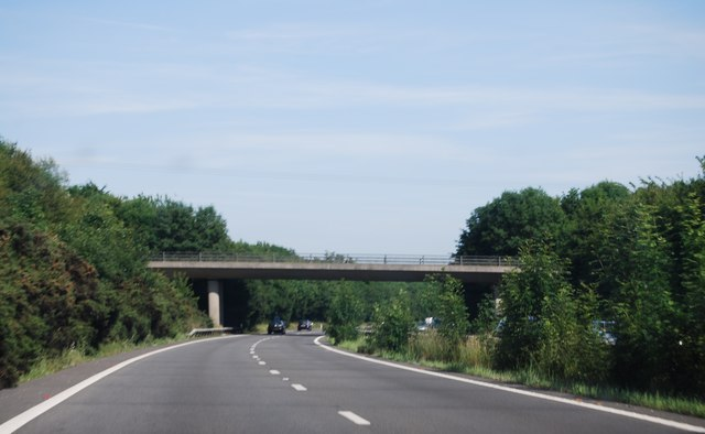 Cheesemans Lane Bridge, A27