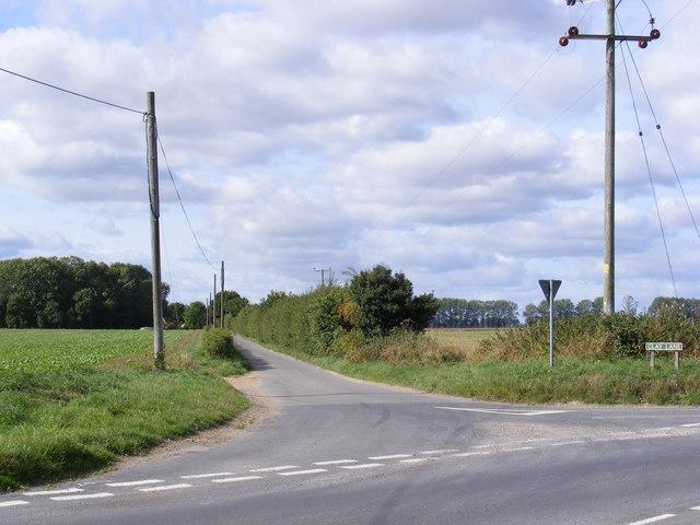 Clay Lane,Haveringland