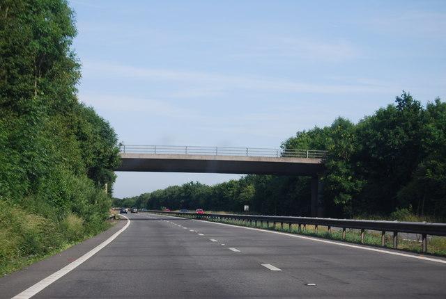 Newells Lane Bridge, A27