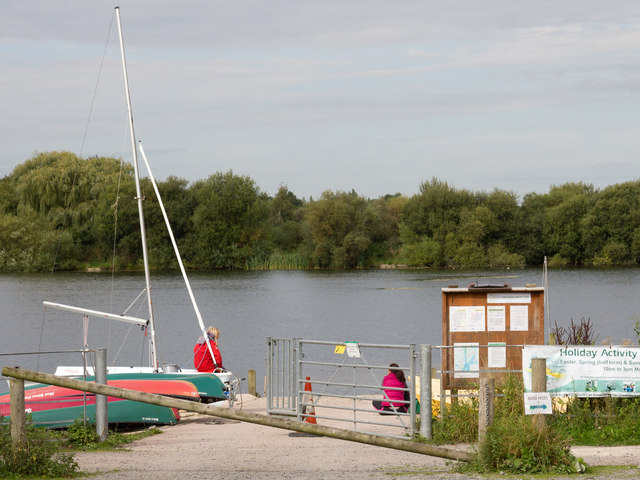 Kingsbury Water Park, Outdoor Education Centre