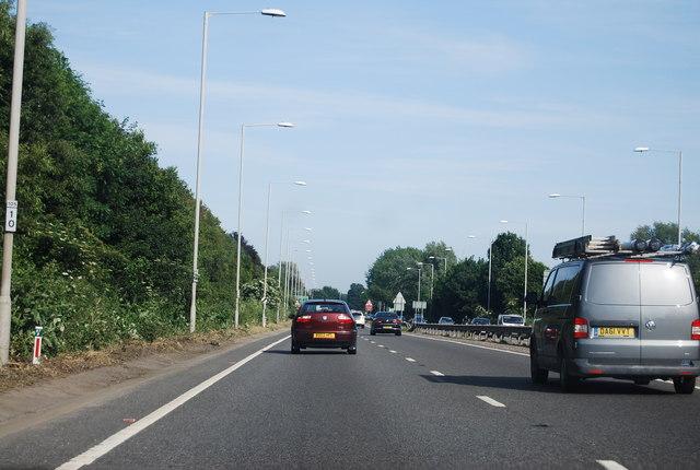 A27, Chichester bypass