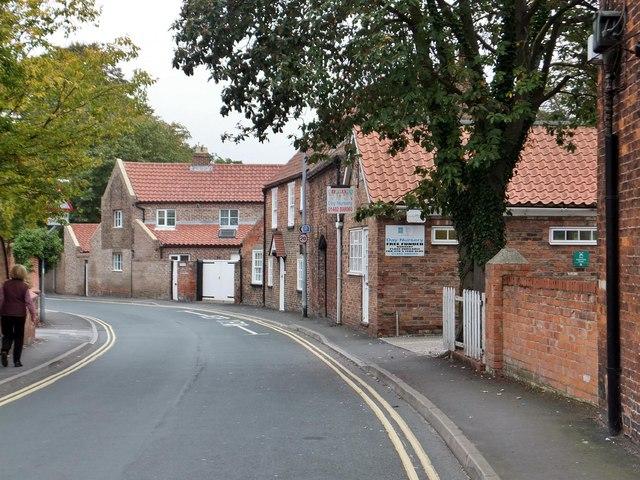 Magdalen Gate, Hedon, Yorkshire