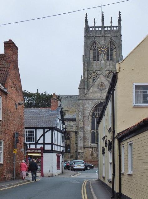 Hedon, Yorkshire