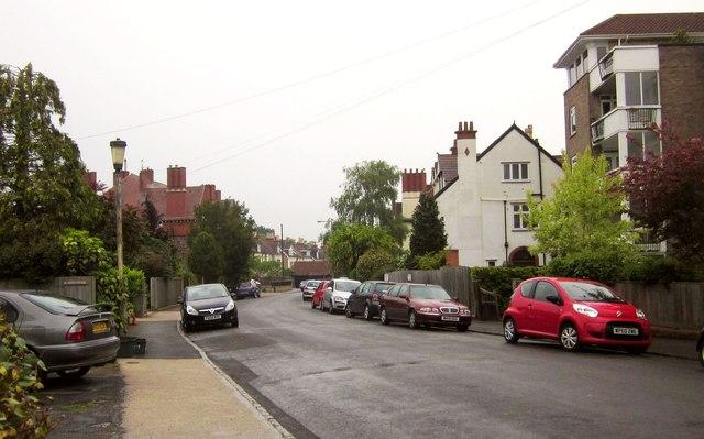 Downs Park West, Westbury Park