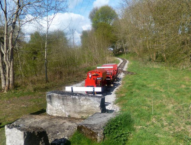 Steeple Grange Branch Line