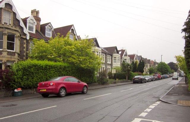 Henleaze Road, Bristol