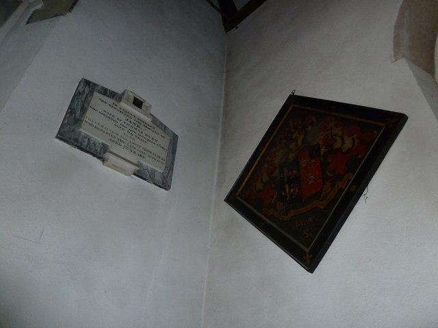 Inside St Gregory, Marnhull (I)
