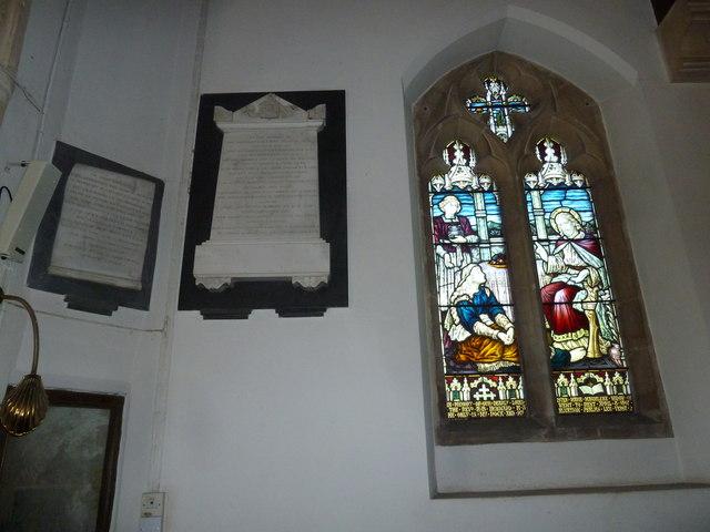Inside St Gregory, Marnhull (II)
