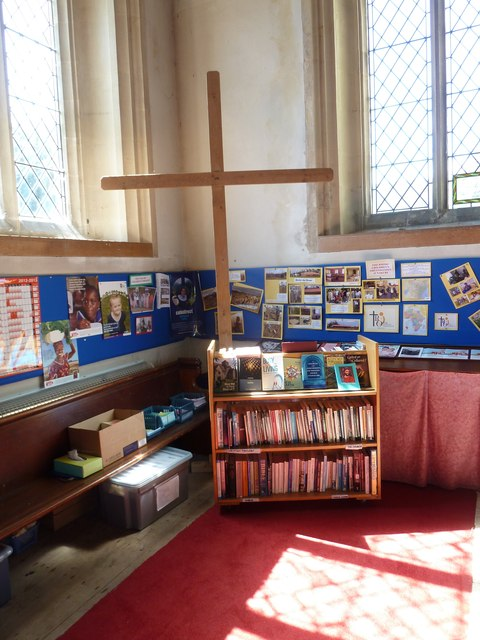 Inside St Gregory, Marnhull (VII)