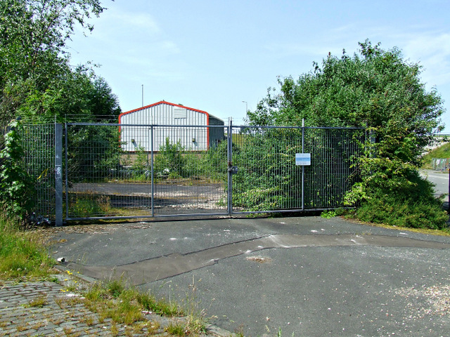 Inchgreen waste water pumping station