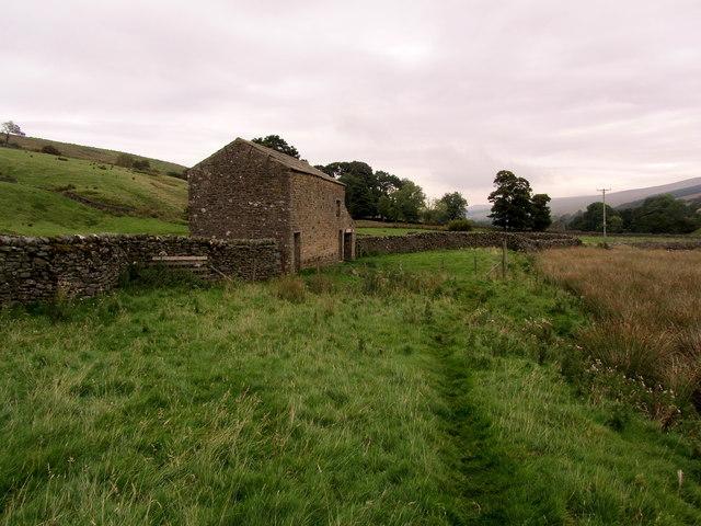 Stone Barn in Coverdale