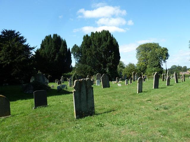 St Gregory, Marnhull: churchyard (B)