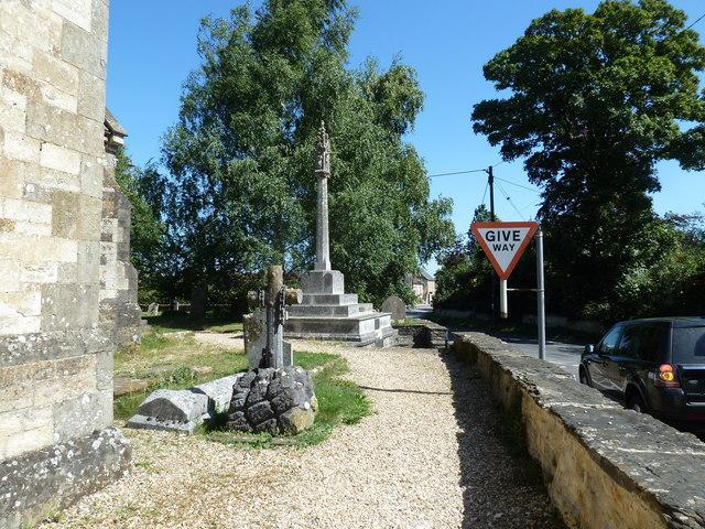 St Gregory, Marnhull: churchyard (C)