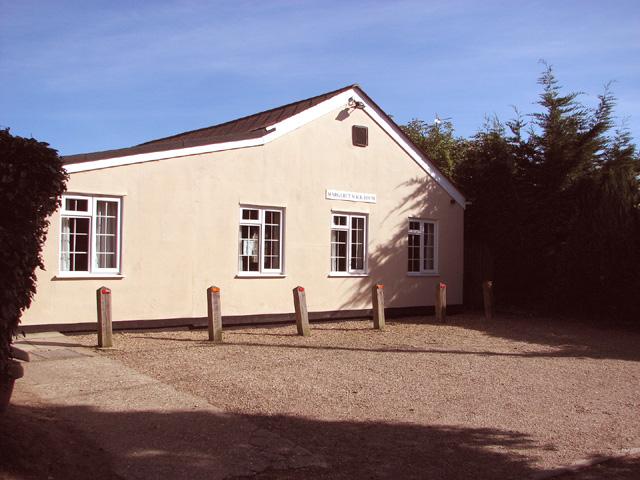 Margaret Mack Room, Rockland St Mary