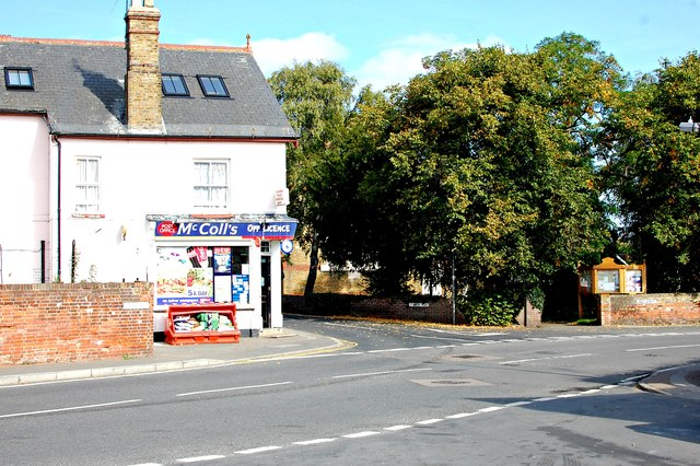 Post Office and off licence, Tollesbury