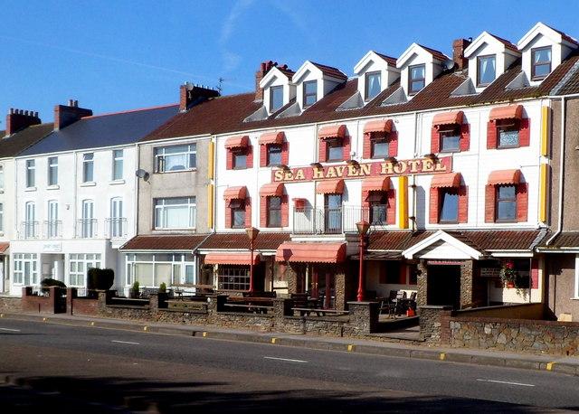 Sea Haven Hotel Swansea