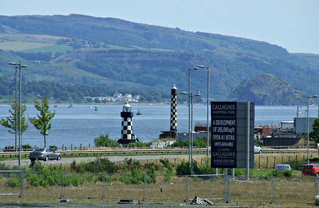 Port Glasgow lighthouses