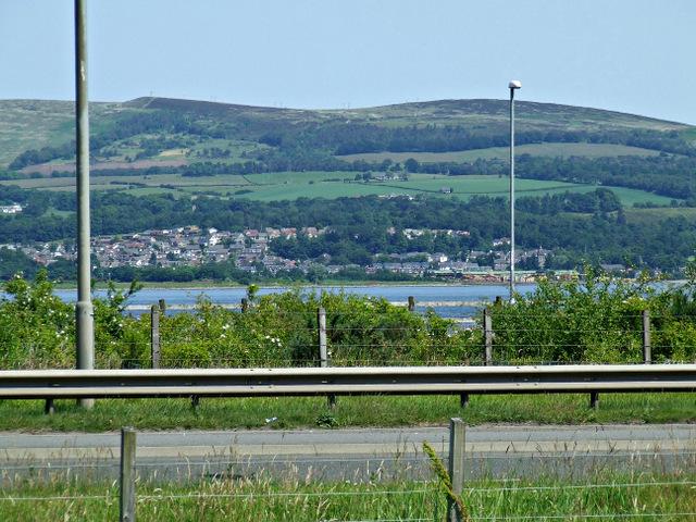 Cardross from Port Glasgow