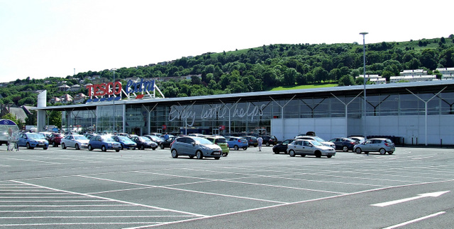 Tesco Extra, Port Glasgow